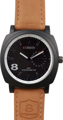Curren Stylish Casual Military C825 Watch  - For Couple