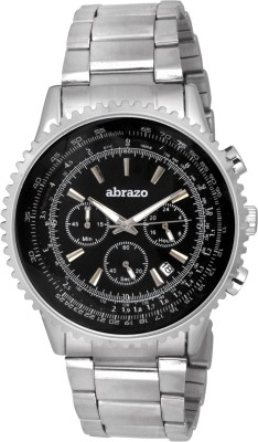 Abrazo AB-WT-BRAT-METAL-BL  Analog-Digital Watch For Boys