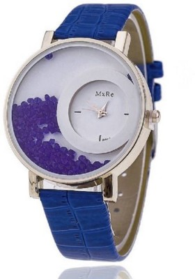 MxRe Blue Beads-MX11 Watch  - For Women