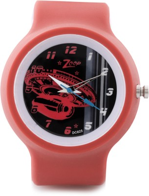 Zoop NEC3029PP05  Analog Watch For Girls