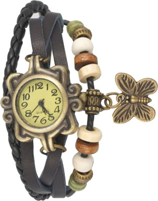 RSN VB-307 Vintage Butterfly Analog Watch  - For Girls