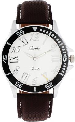 Britex BT3015 Roman Numerals Analog Watch For Boys