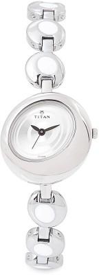 Titan NH2485SM01 Raga Analog Watch   For Women Titan Wrist Watches