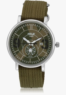 Timex TW024HG02 Helix Watch  - For Men