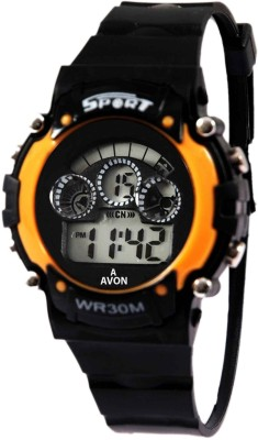 A Avon PK_1001145 Children Sports Digital Watch For Boys