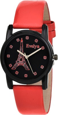 Evelyn EVE-498  Analog Watch For Girls
