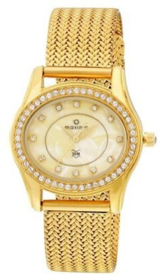 Maxima 29536CMLY Watch - For Women