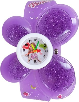 Super Drool SD0150_WT_PURPLEBB  Analog Watch For Girls
