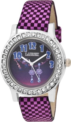 Laurex LX-147  Analog Watch For Girls