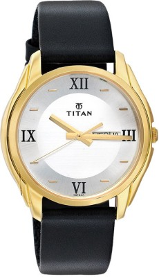 Titan NH1578YL04 Analog Watch   For Men Titan Wrist Watches