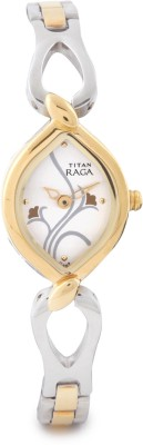 Titan NH2455BM01 Raga Analog Watch   For Women Titan Wrist Watches