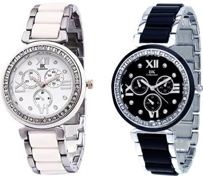 IIK Collection IIK 1004W 1005W Analog Watch   For Women IIK Collection Wrist Watches