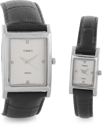 Timex TI00PR17600  Analog Watch For Couple