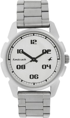 Fastrack Analog Watch   For Men Fastrack Wrist Watches