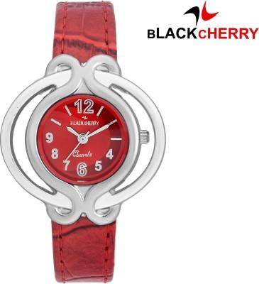 Black Cherry 962  Analog Watch For Girls