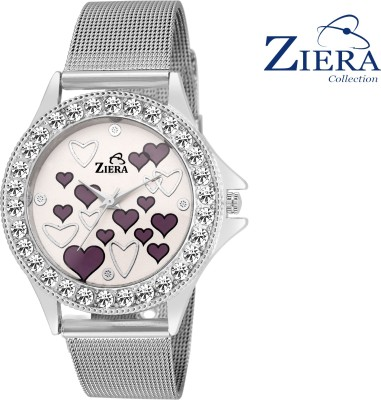 Ziera ZR8024  Analog Watch For Girls
