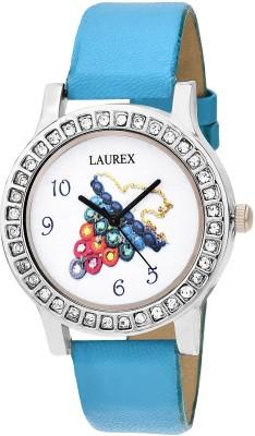 Laurex LX-142  Analog Watch For Girls