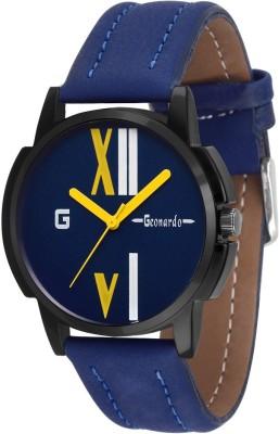 Geonardo GDM00H Tornado Blue Dial Sports Analog Watch For Boys
