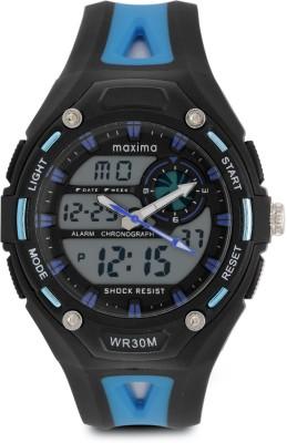 Maxima 28610PPAN  Analog-Digital Watch For Men