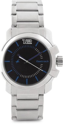 Fastrack NG3097SM01C Midnight Party Analog Watch   For Men Fastrack Wrist Watches