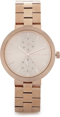 Michael Kors MK6409 GARNER Analog Watch  - For Women at flipkart
