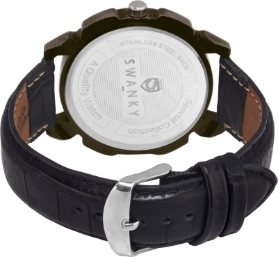 Swanky SC-ANTKPLN03-MT.Y  Analog Watch For Boys