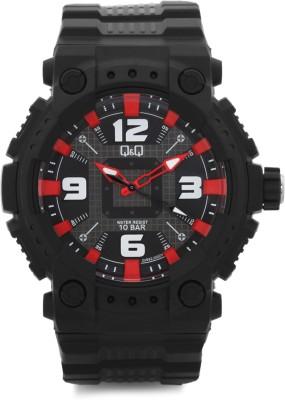 Q&Q GW82J002Y Regular Analog Watch For Men