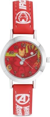 Marvel AW100020  Analog Watch For Kids