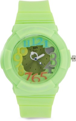 Kool Kidz DMK-021-GR 01  Analog Watch For Girls
