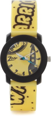 Zoop C3025PP28  Analog Watch For Kids
