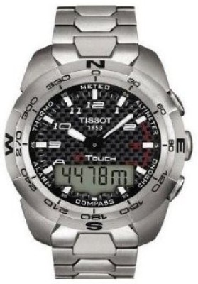 Image of Tissot T013.420.44.202.00 T-touch expert Watch - For Men