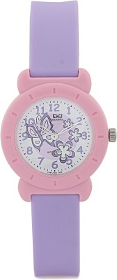 Q&Q VP81-002  Analog Watch For Kids