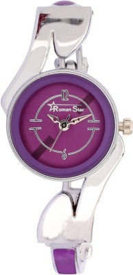 Roman Star Analog Watch   For Women Roman Star Wrist Watches