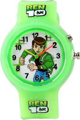 Devars N87-GR-BENTEN-3  Analog Watch For Boys