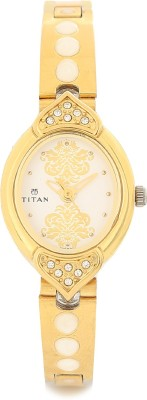 Titan 2468BM05  Analog Watch For Girls