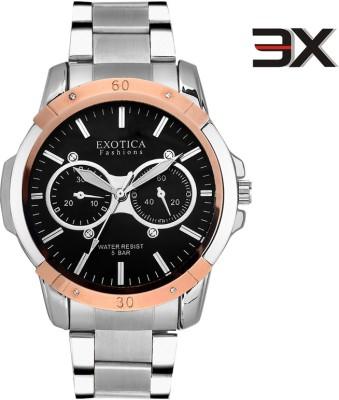Exotica Fashions EFG_05_TT_ST_DM_B_NS New Series Analog Watch  - For Men