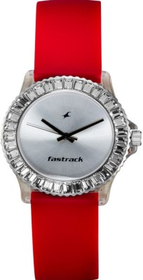 FastrackNG9827PP08J Analog Watch   For Women