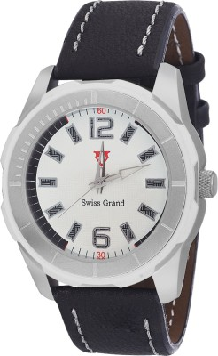Swiss Grand SG1005 Grand Analog Watch   For Men Swiss Grand Wrist Watches