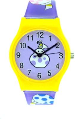 Kool kidz DMK-003-YL 03  Analog Watch For Kids