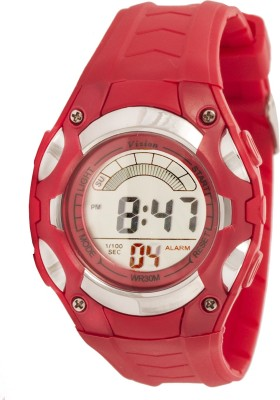 Vizion 8528019-1RED Cold Light Digital Watch For Boys