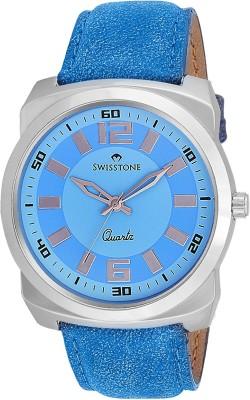 SWISSTONE GR0017-LGT-BLU  Analog Watch For Men