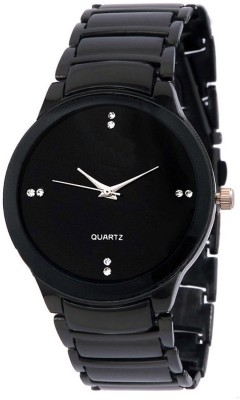 Fancy IIK Collection Black Watch  - For Men