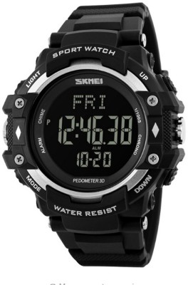 Skmei GMARKS-0811-BLACK  Digital Watch For Unisex