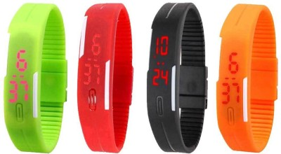 Fashion Gateway LED Digital band watch PK-168 (for all age group) Watch  - For Boys & Girls