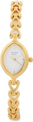 TitanNN2370YM01 Raga Analog Watch   For Women