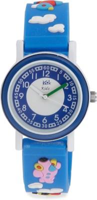 Kool Kidz DMK-002-BL-03  Analog Watch For Girls