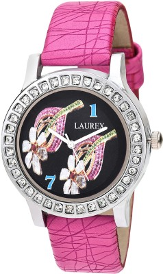 Laurex LX-127  Analog Watch For Girls