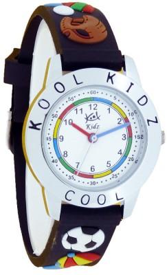 Kool Kidz DMK-011-BK 01  Analog Watch For Kids