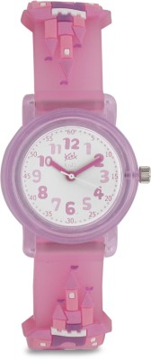 Kool Kidz DMK-007-L.PK 01  Analog Watch For Kids
