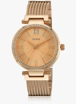 Guess W0638L4 Rose Gold Dial Analog Women's Watch (W0638L4)